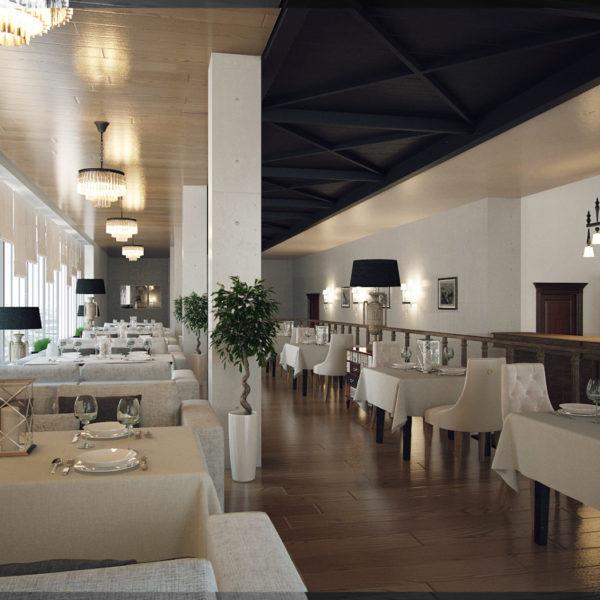 Ресторан этаж 2