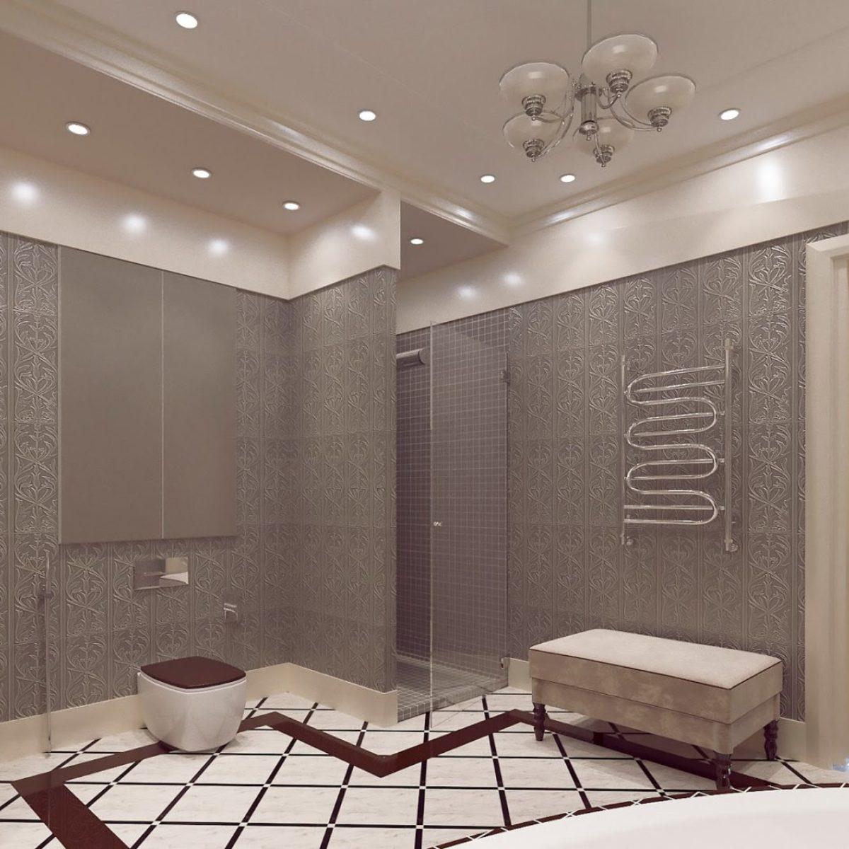Хозяйская ванная